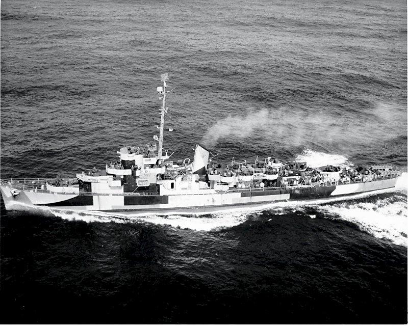 USS Atherton  Wikipedia