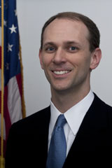 Official portrait of CEA member Austan Goolsbee.