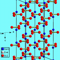 Atomic Symbol Diagram 5 Pin Trailer Wiring Australia Calcite - Wikipedia