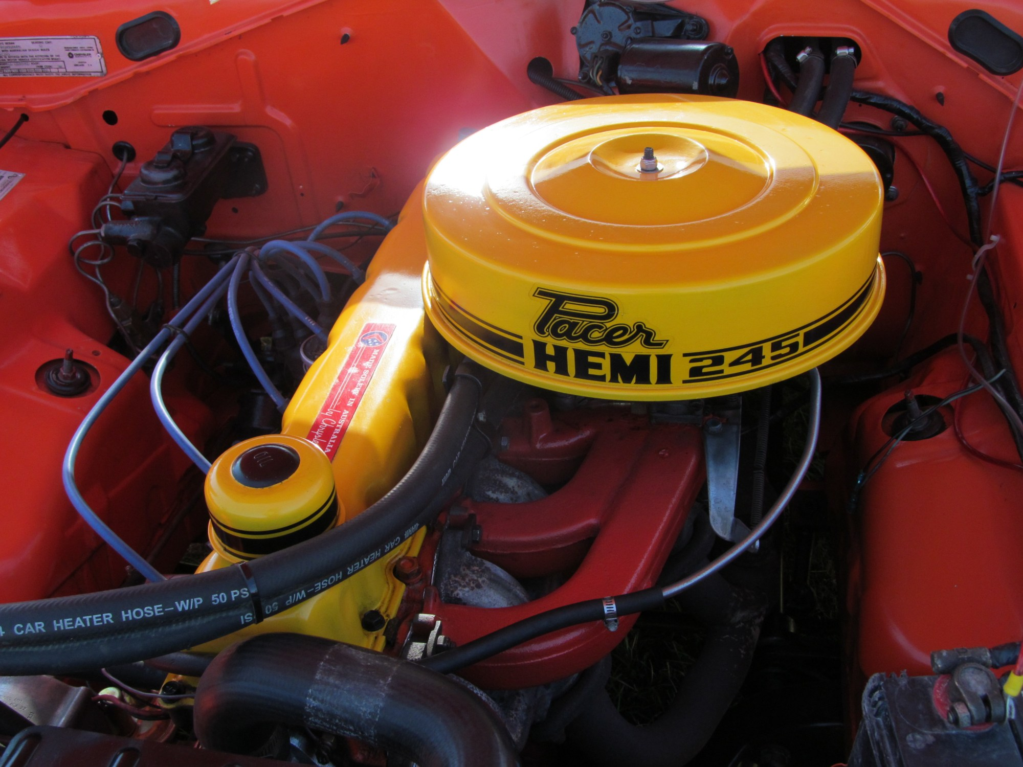 hight resolution of chrysler hemi 6 engine