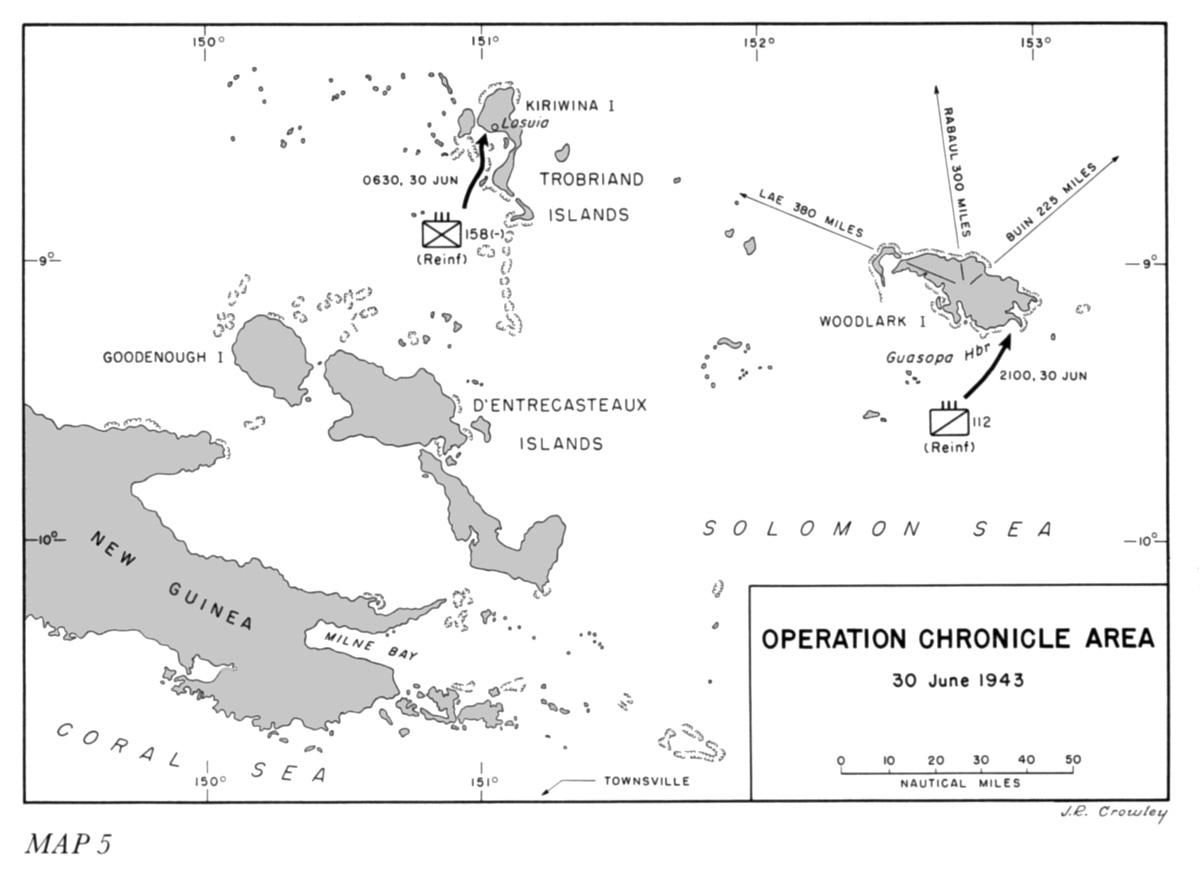 Operation Chronicle