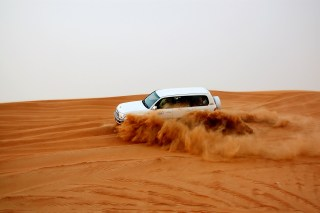 Dune Bashing in India, and its destinations.