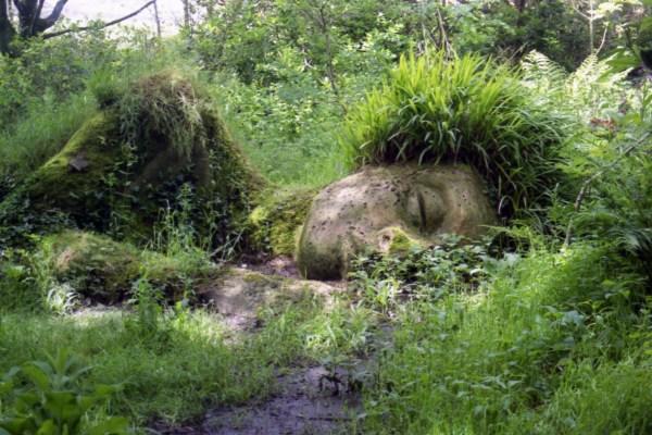 Mother Nature Garden Art