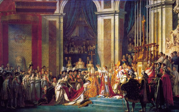 Fichier Jacques-louis David Coronation Of Napoleon