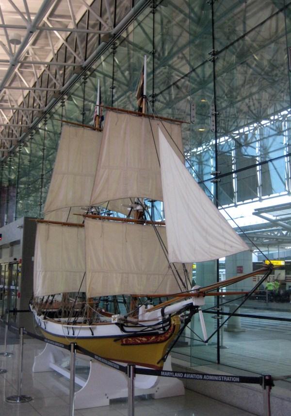 Maryland Federalist Ship