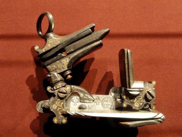 Miquelet Lock