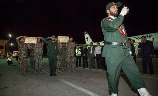Return of Iranian Casualties in Syrian Civil War to Kermanshah 02