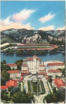 File Broadmoor Hotel And Surroundings Colorado