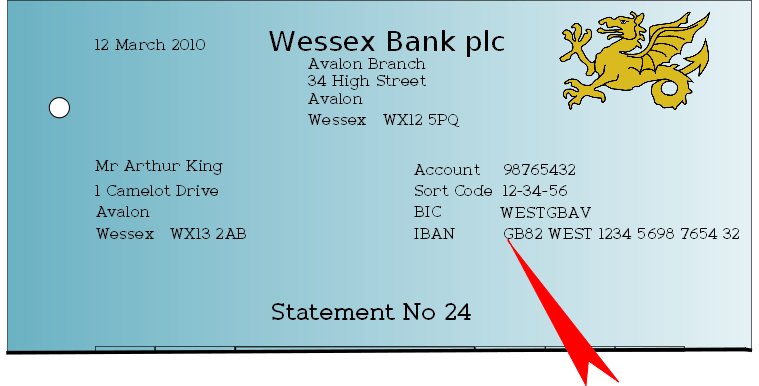 International Bank Account Number Simple English Wikipedia The Free Encyclopedia