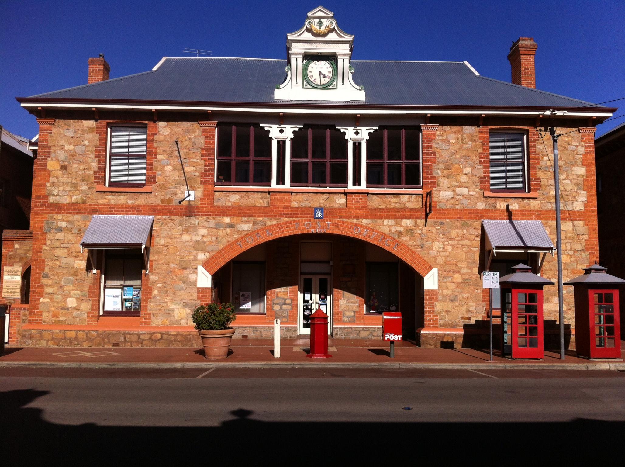 York Post Office Wikipedia