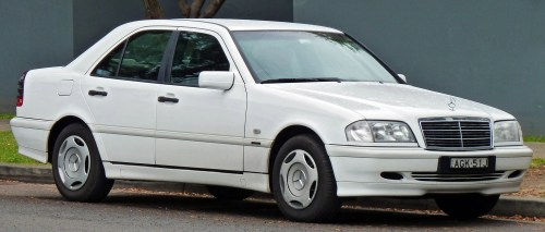 small resolution of 1995 mercede c220