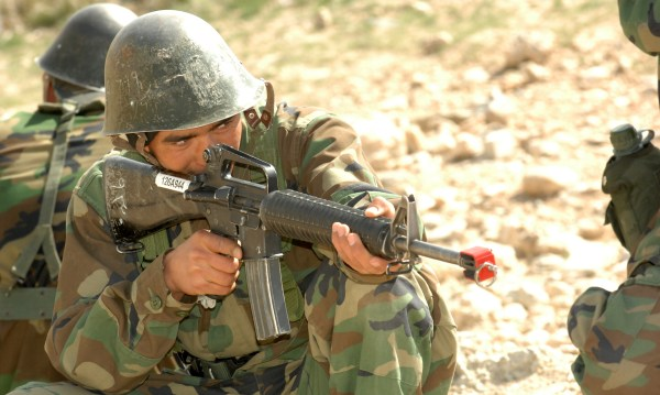 20 Army Weapons Qualification Range Card Form Pictures And Ideas On