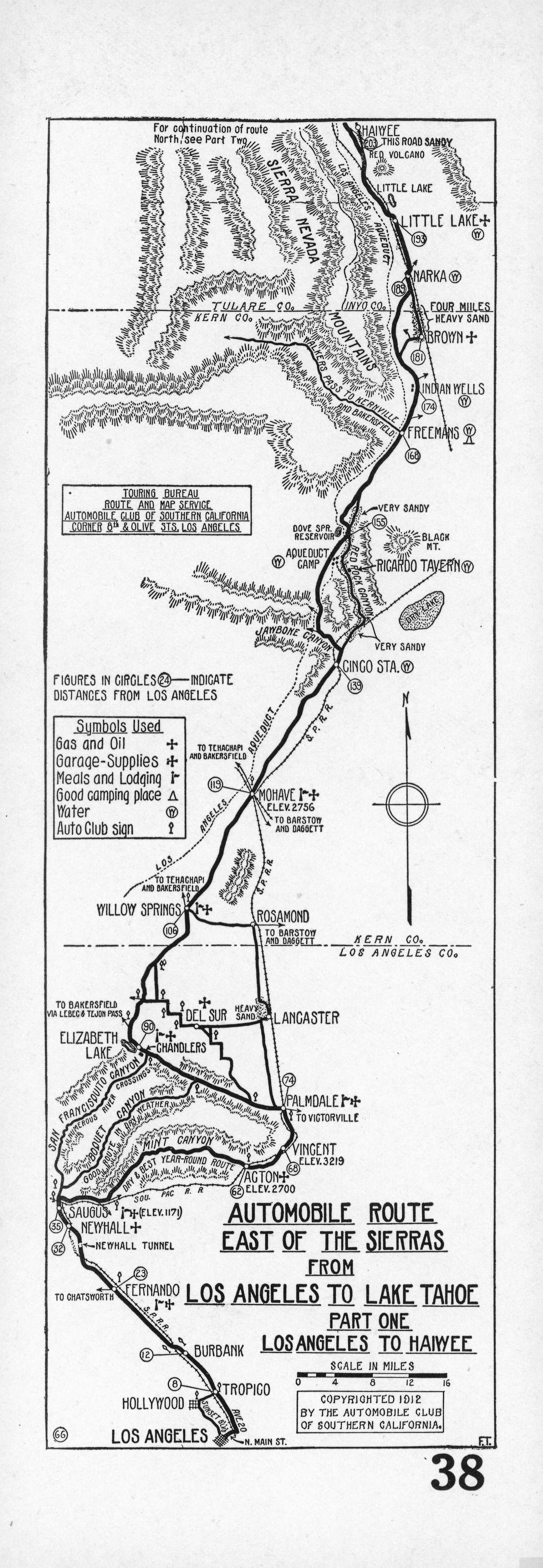 File Automobile Route East Of The Sierras From Los Angeles