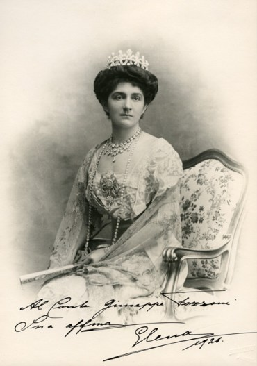 Elena Of Montenegro Queen Of Italy