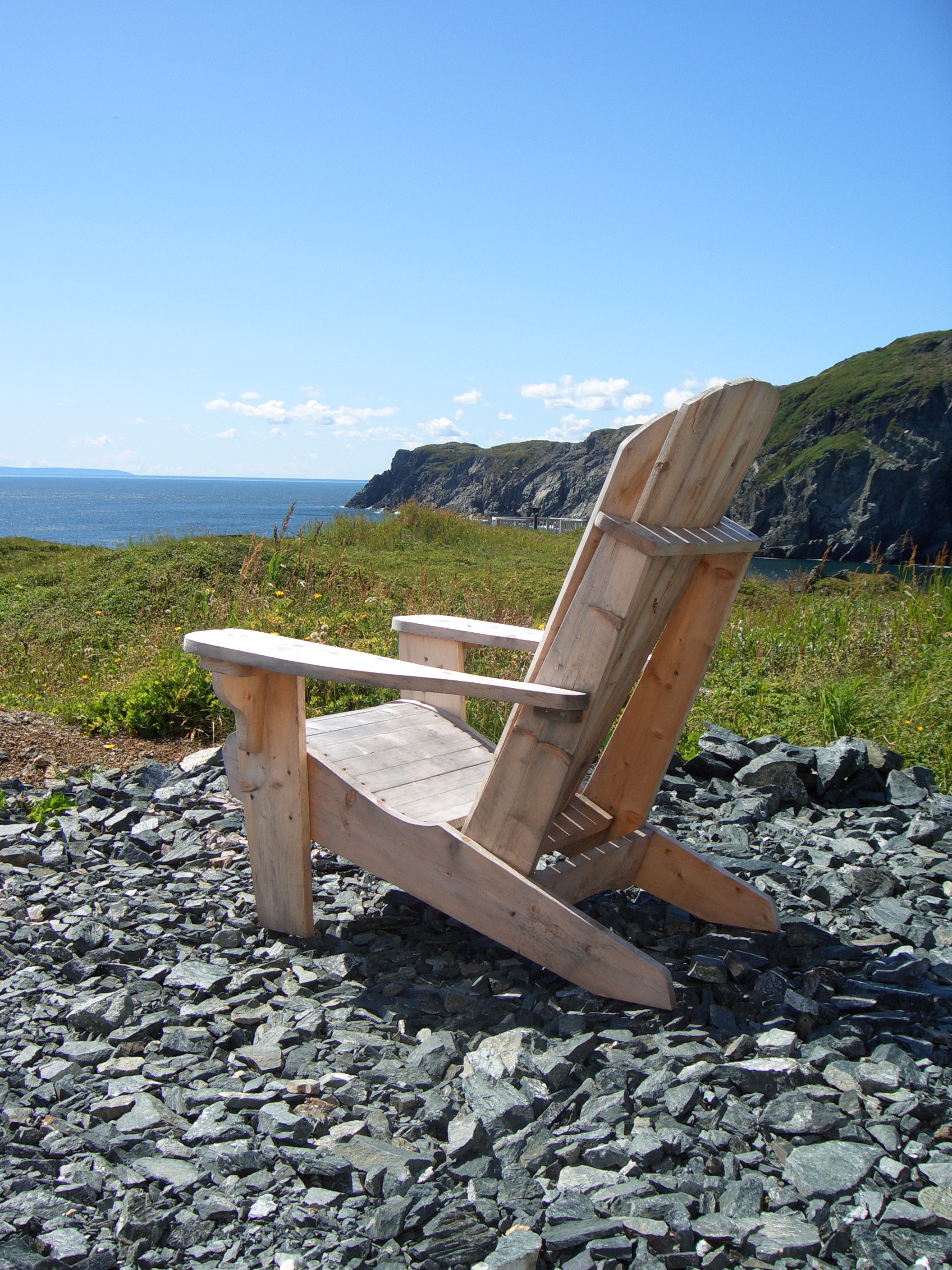 adirondack chair covers canada for spine problems file in st anthony newfoundland jpg