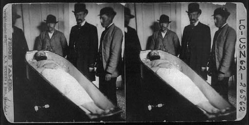 Jesse James dead 02