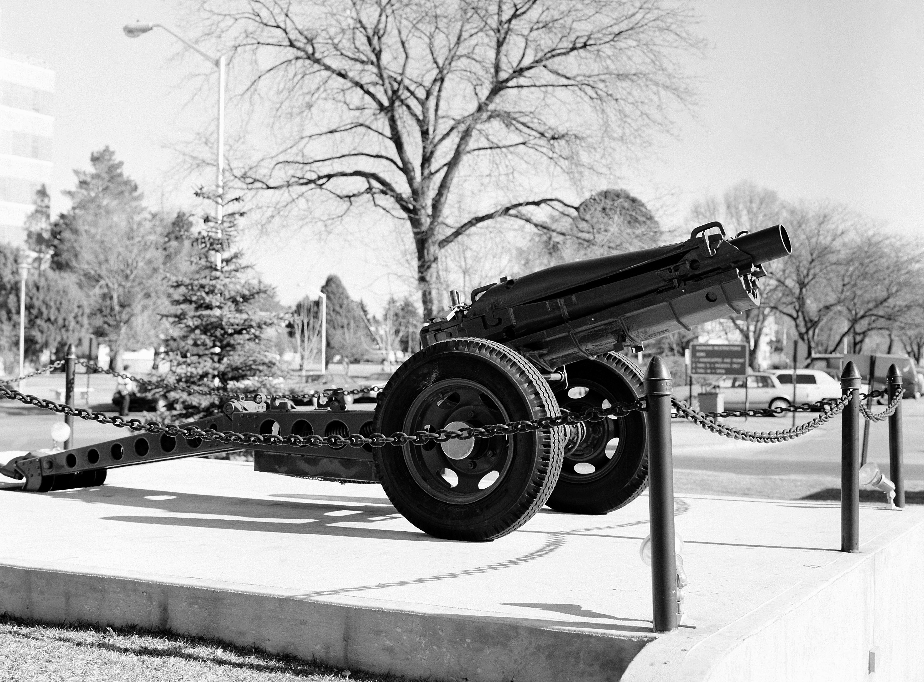 What is a howitzer 68