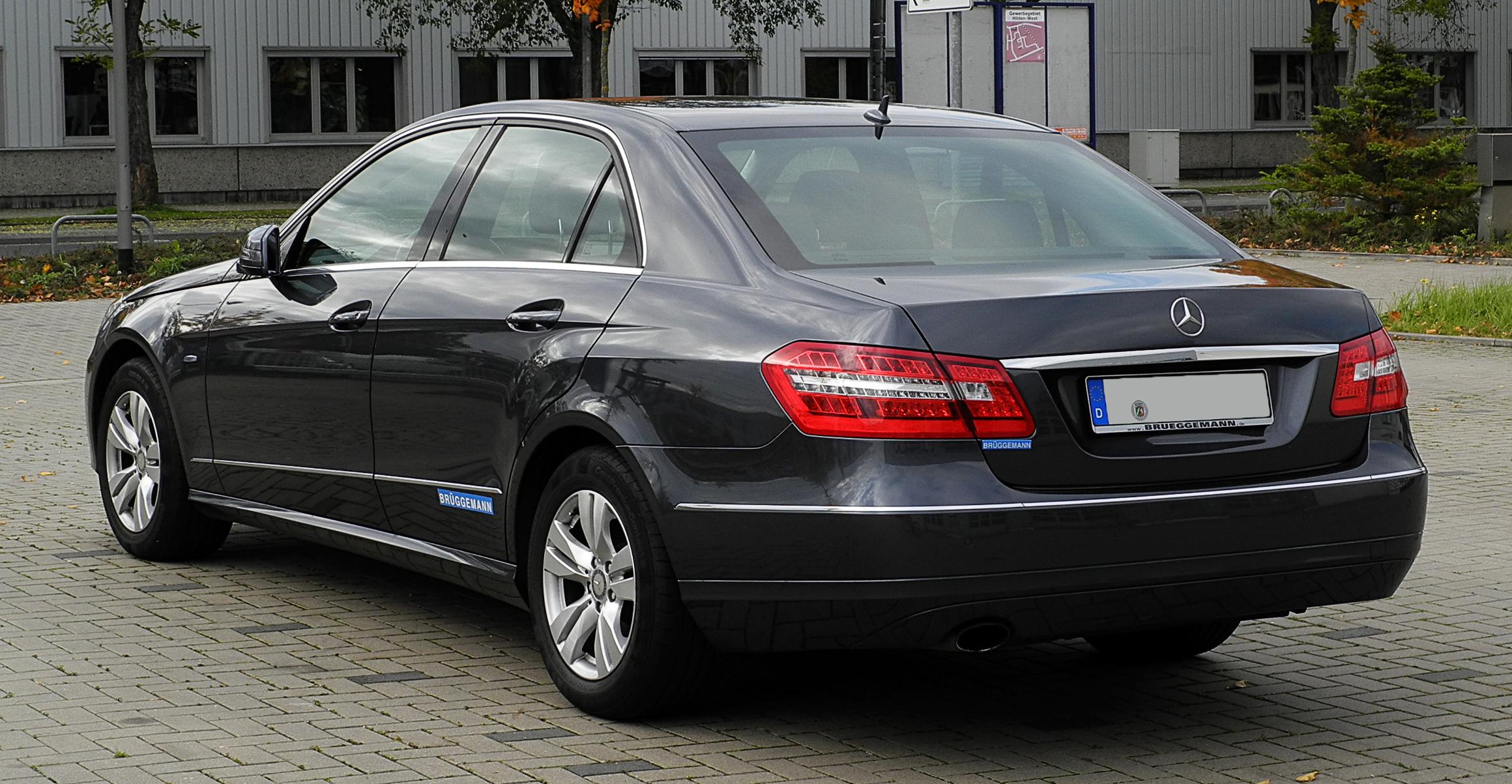 File Mercedes Benz E 200 Cgi Blueefficinecy Avantgarde W