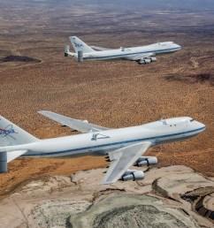 diagram of inside of a 747 [ 5100 x 3400 Pixel ]