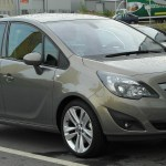 Opel Meriva Wikipedia