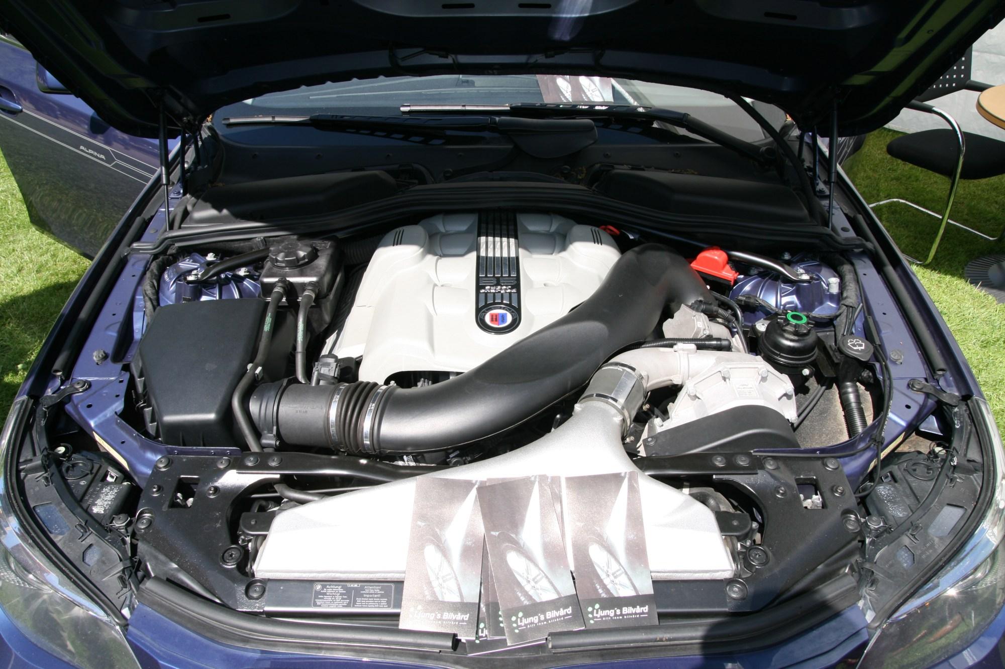 hight resolution of bmw 545i engine diagram wiring libraryfile bmw alpina b5 e60 2005 engine bay jpg