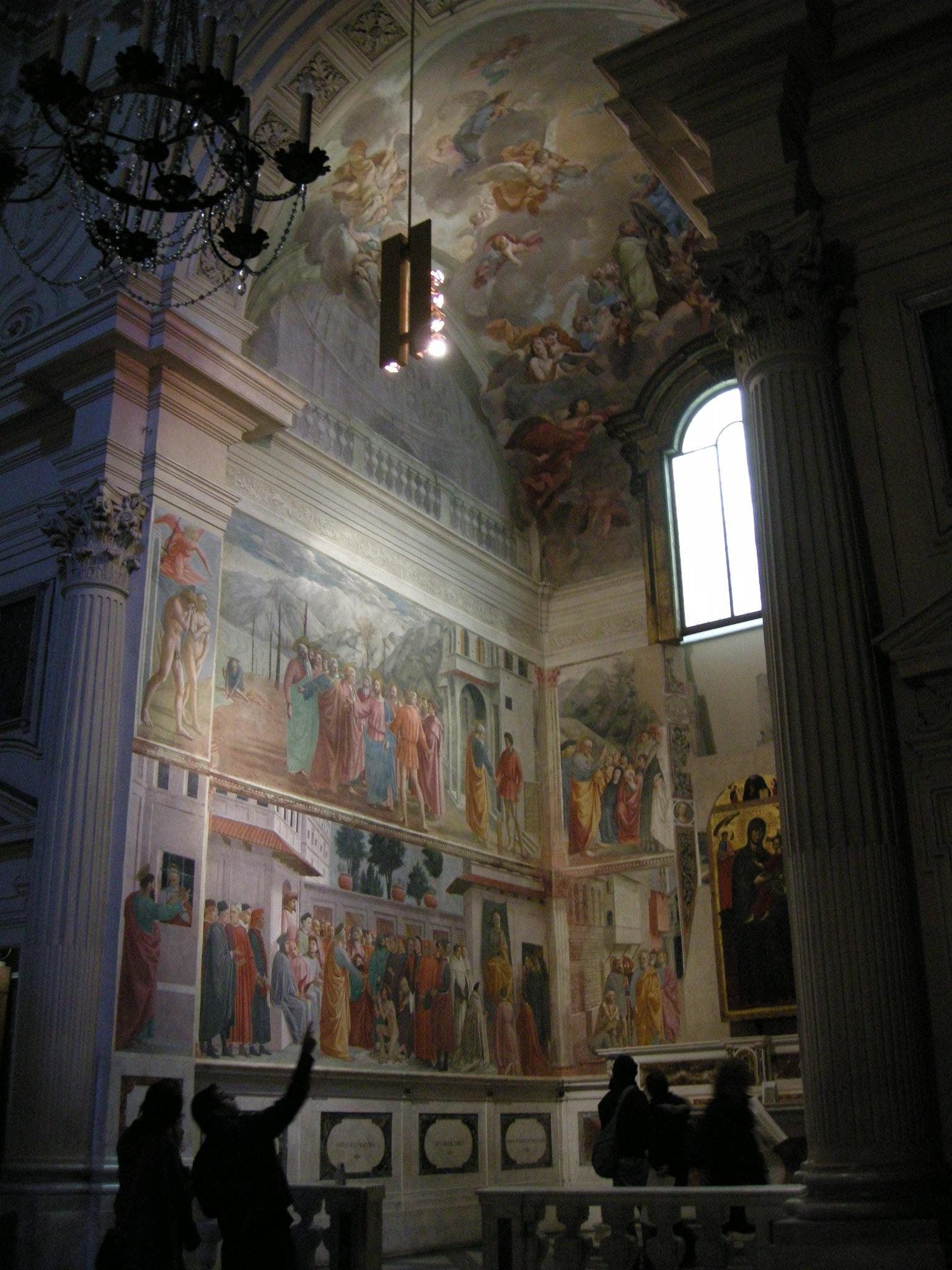Cappella Brancacci  Wikipedia