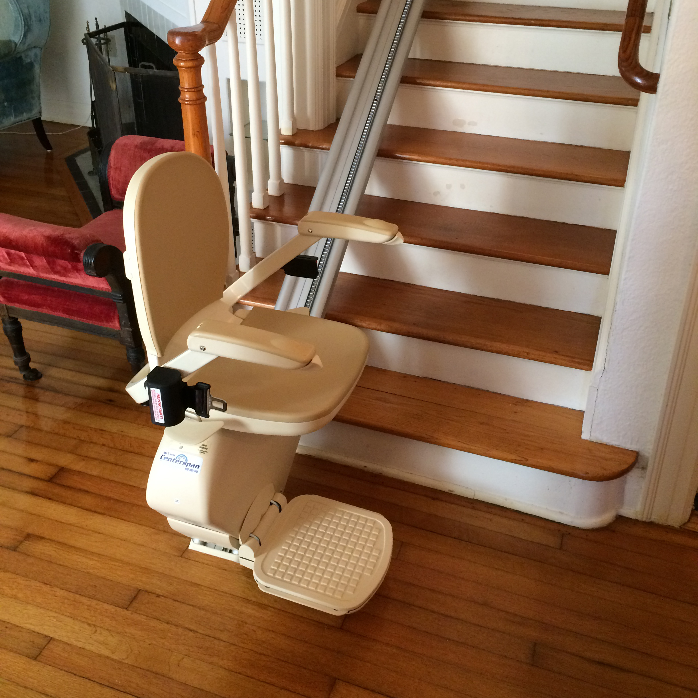 chair lifts for stairs with landings cheap lounge chairs living room what to consider when buying a stair lift stuffablog