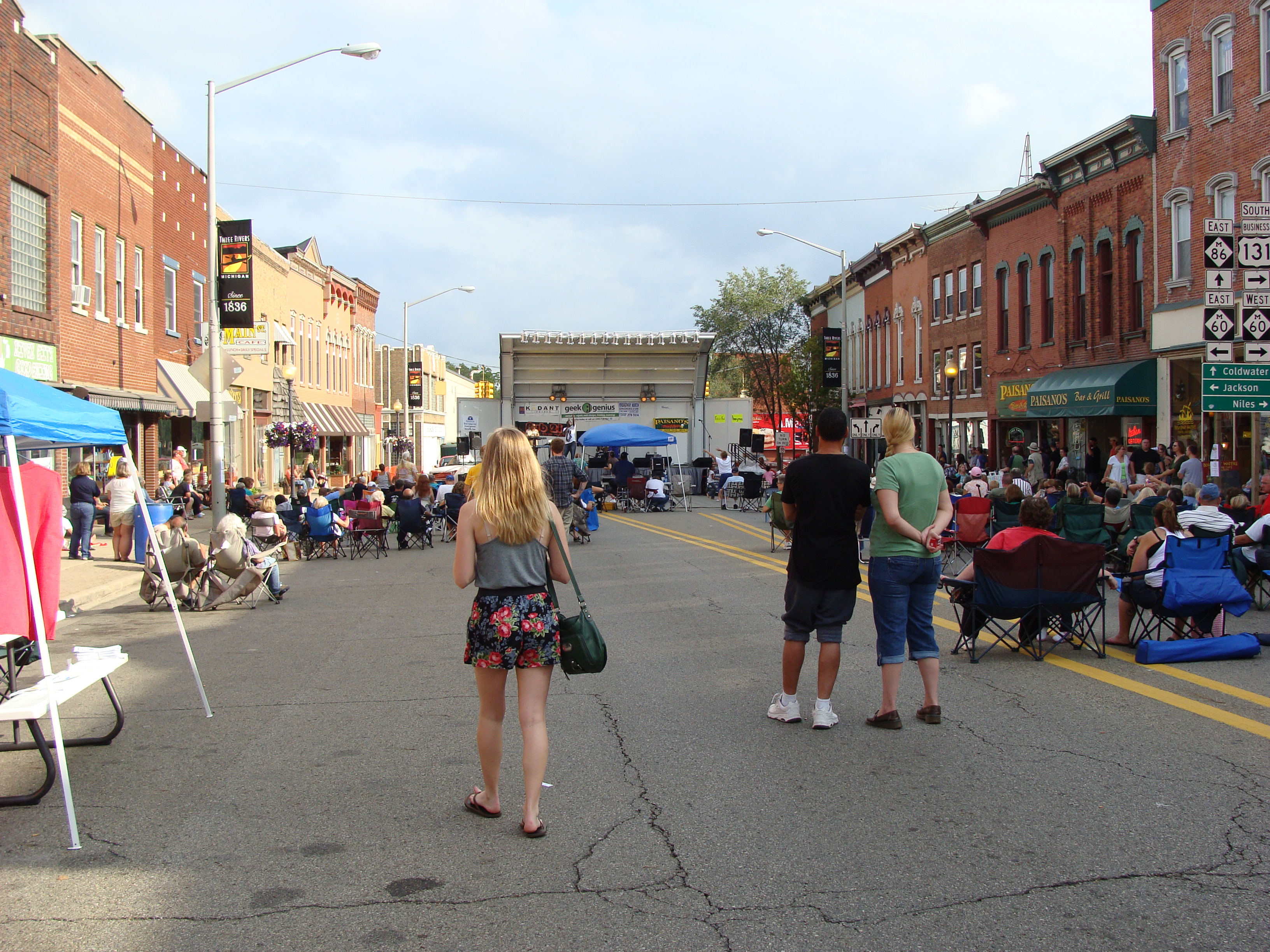 File Harmony Fest Downtown Three Rivers Mi