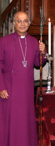 The Rt Rev Dr Michael Nazir-Ali, Bishop of Roc...