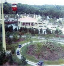 Opryland USA Amusement Park