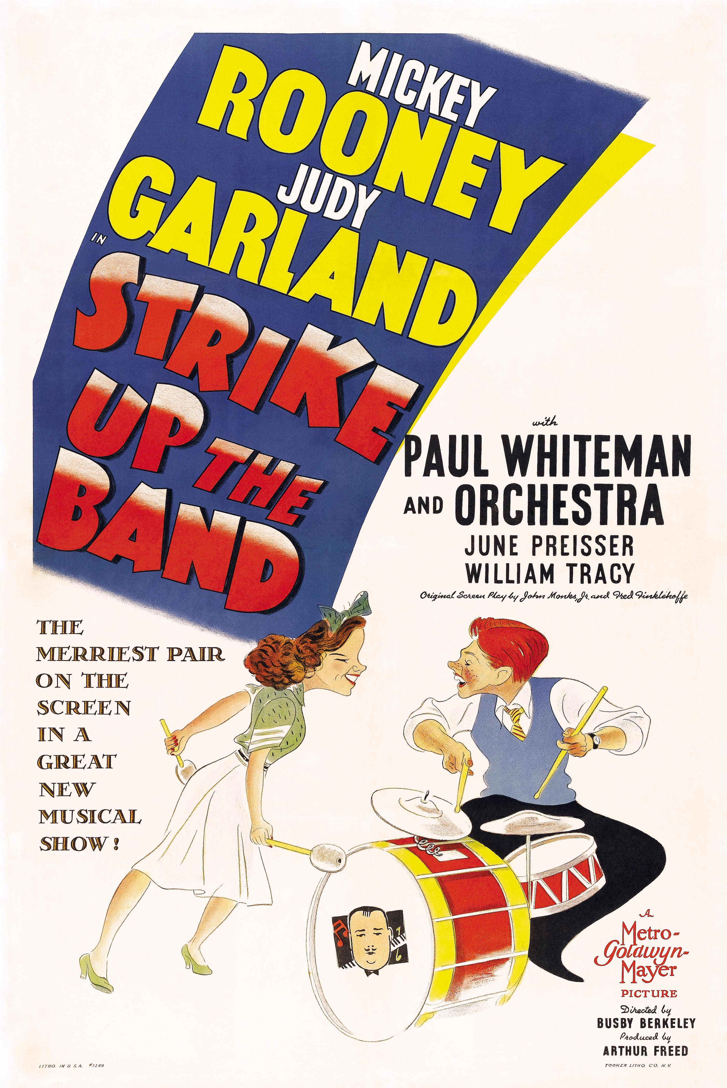 strike up the band film wikipedia