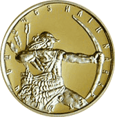 Русский: Памятная монета Армении 2007 года &qu...