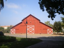 Camarillo Ranch Barn House