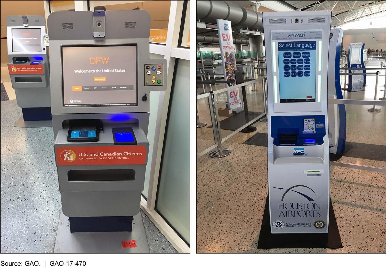 FileFigure 7 Automated Passport Control APC Kiosks At