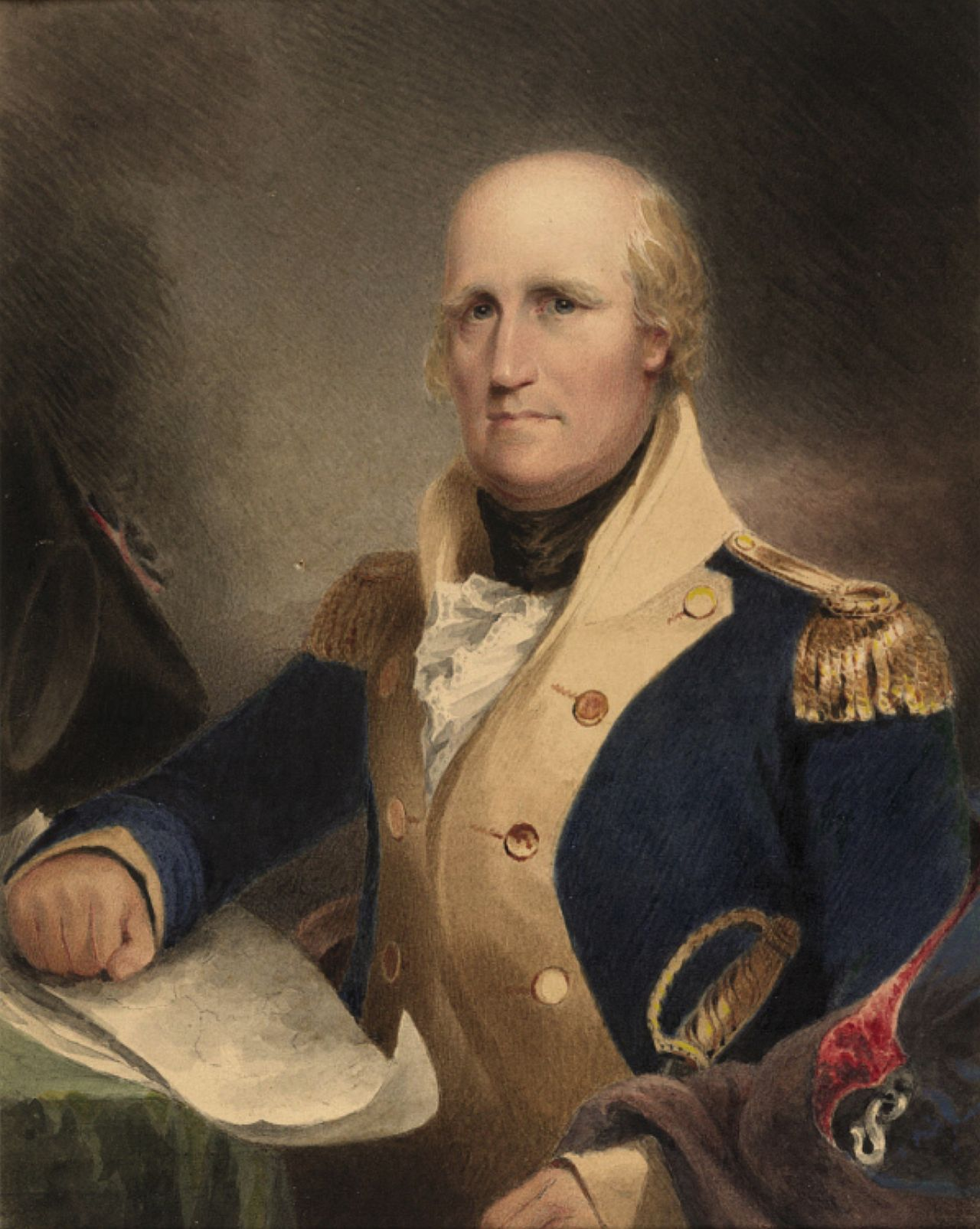 Louisville's founder George Rogers Clark as pa...