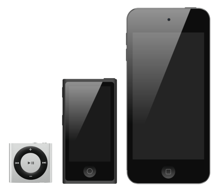 2 Version Nano Generation Ipod Apple 1 6th