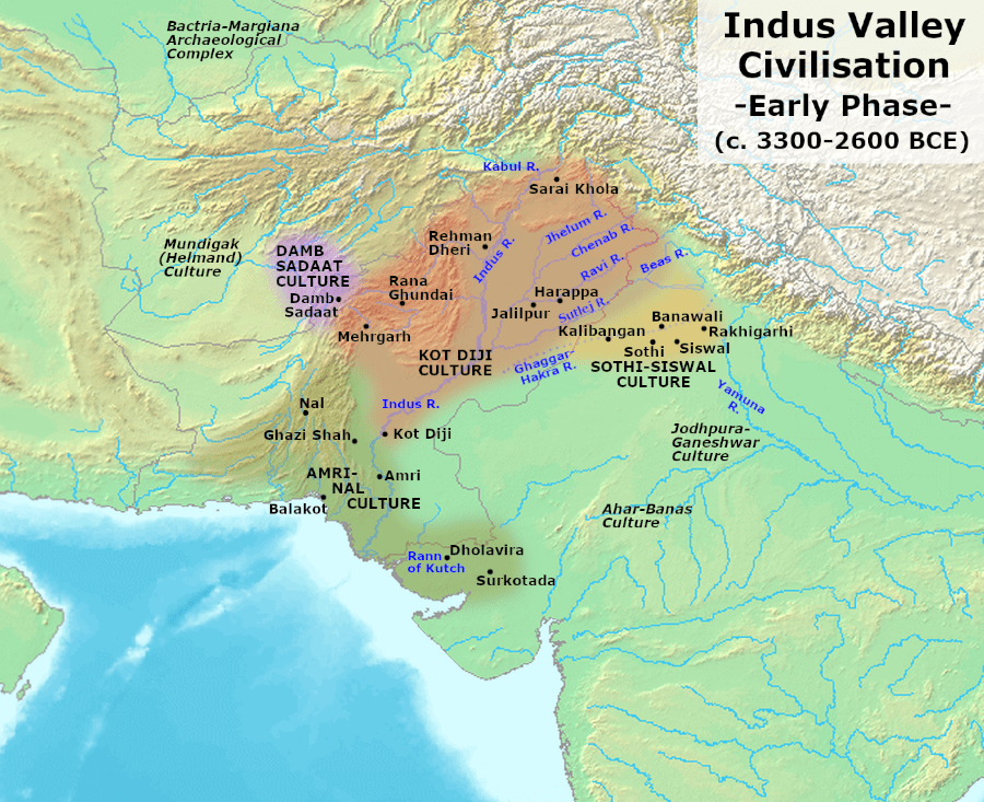 Indus Valley Civilisation Harappan Civilisation