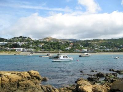 Island Bay, New Zealand - Wikipedia