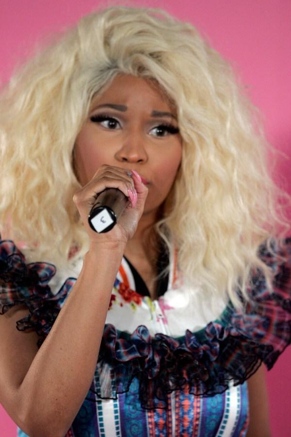 Nicki Minaj Diskografie Wikipedia