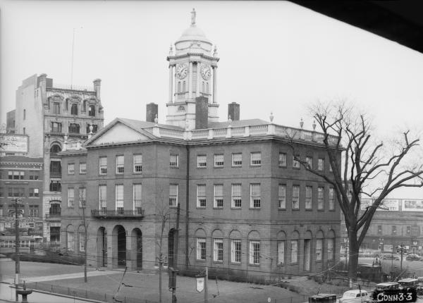 Old State House Hartford CT