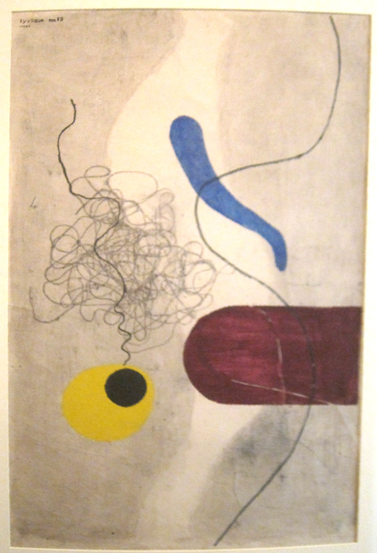 FileOnchi Koshiro  Lyric No 12 Uncertain Hope 1951
