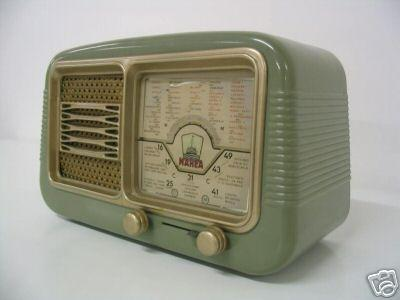 Italiano: Radio Marea (1950)
