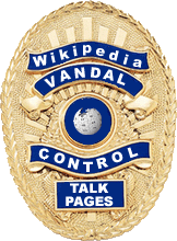 Policing Wikipedia - When in doubt do without ...