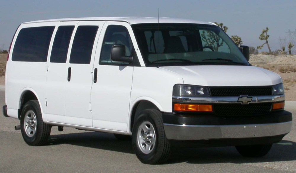 medium resolution of 2006 chevy expres 4500