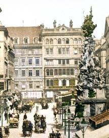 Graben Vienna Austria
