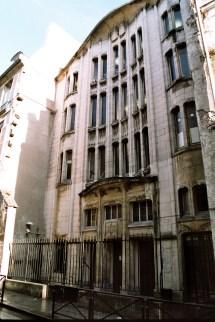 Guimard Synagogue Paris