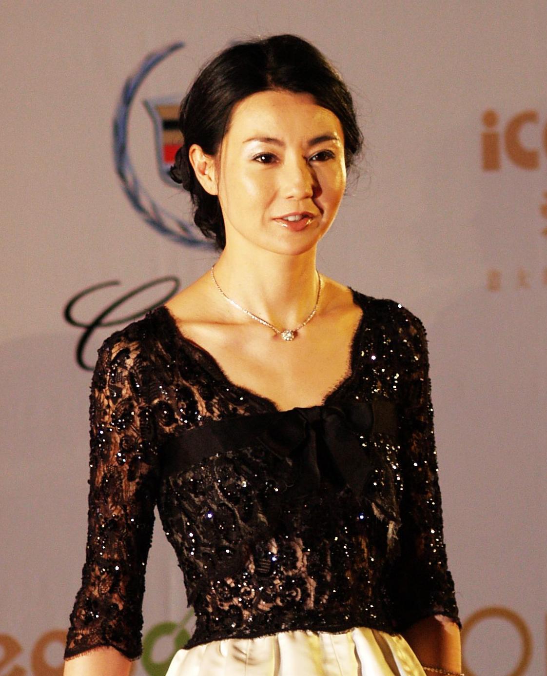 Maggie Cheung - Wikidata