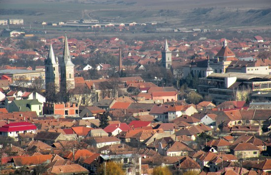 Orastie city - Hunedoara County private car tour   Romanian adventure theme park