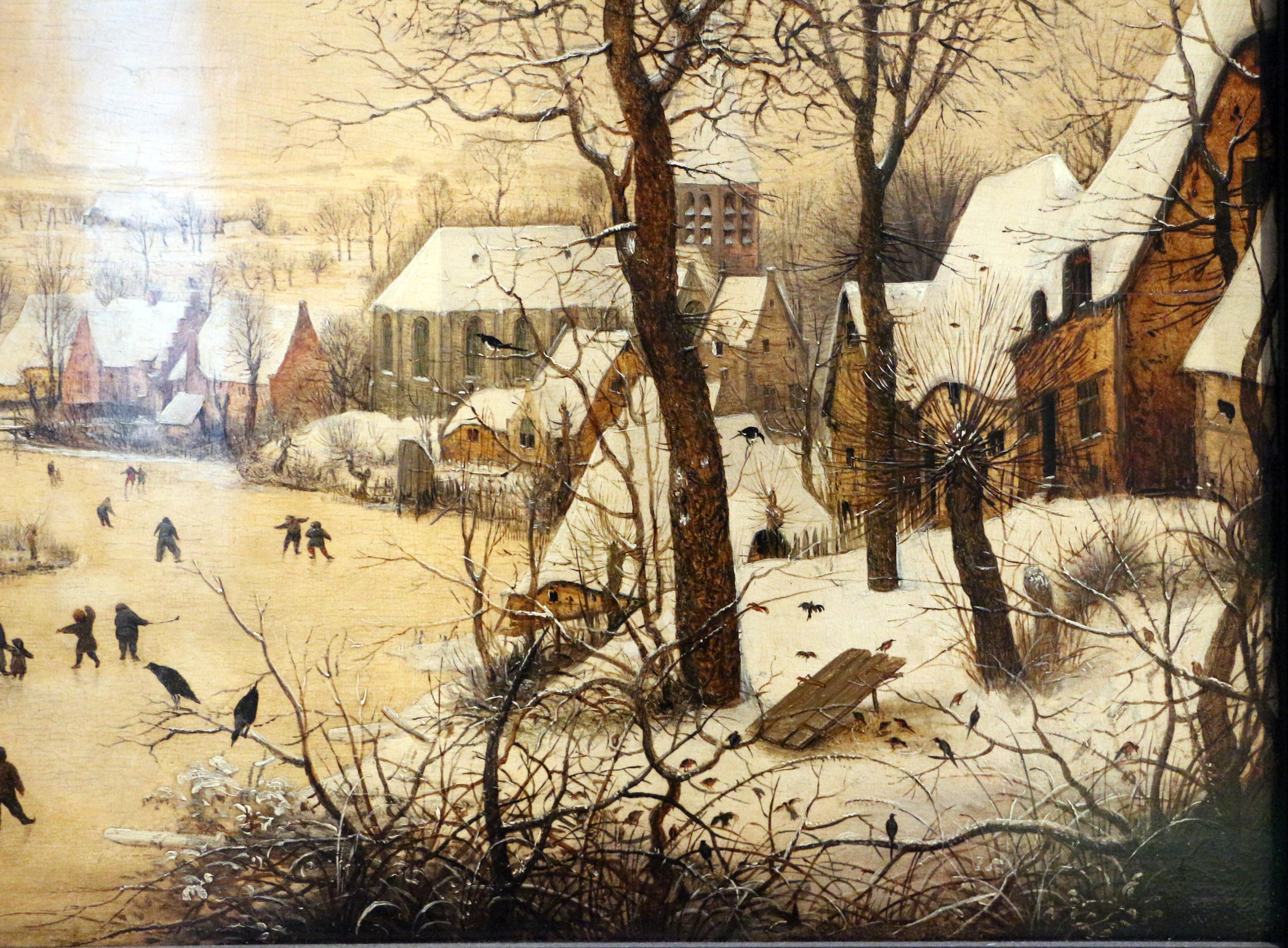 Paesaggio Invernale Bruegel