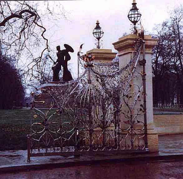 Queen Elizabeth Gate  Wikipedia